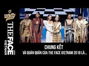 chung kết the face việt nam 2018