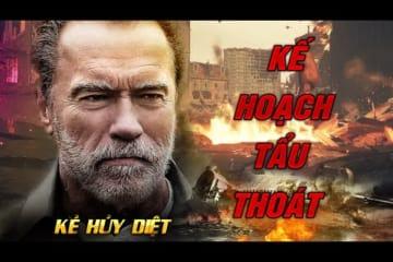 KẾ HOẠCH TẨU THOÁT - Phim Hành Động Chiếu Rạp Mỹ Thuyết Minh