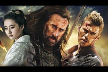 TUYỆT MỆNH ĐÀO VONG - Nicolas Cage, Lưu Diệc Phi | Phim Hành Động Võ Thuật Thuyết Minh